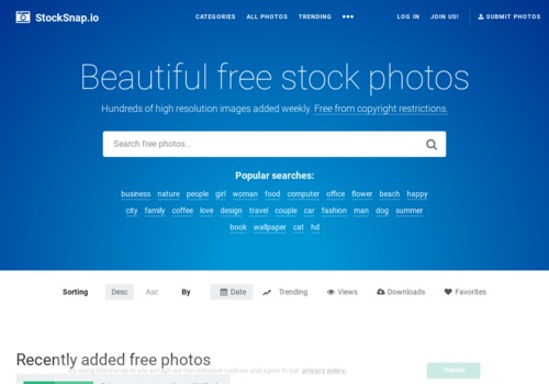 111 Free Stock Photo Resources (August 2019)