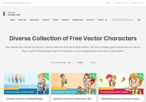 28 Free Stock Vector Resources (August 2019)
